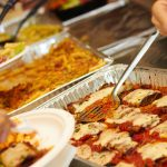 Catering Buffet. Horizontal Shot.http://i1100.photobucket.com/albums/g409/matthewennisphotography/FoodBanner123.jpg